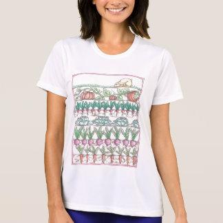 Huerto del verano camisetas