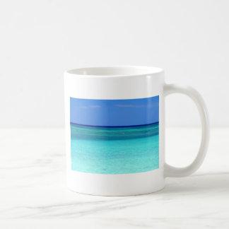 Hues.JPG azul Taza Básica Blanca