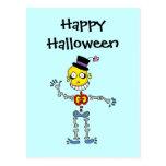 Hueso de Halloween Postales
