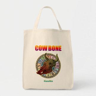 hueso de la vaca bolsa tela para la compra