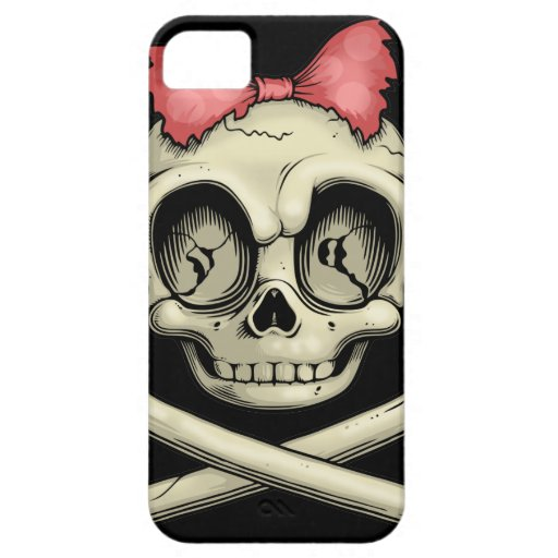 Huesos de Betty iPhone 5 Cárcasa