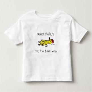 Huesos de la risa, camiseta del twofer del niño playera de niño