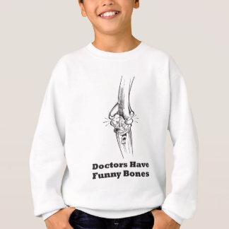 Huesos de la risa de los doctores Have Sudadera