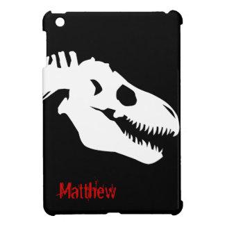 Huesos de Rex del Tyrannosaurus personalizados iPad Mini Carcasas