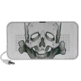 Huesos del cráneo N iPhone Altavoces
