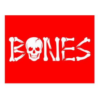 Huesos quebrados postales
