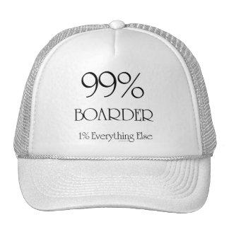 Huésped del 99% gorra