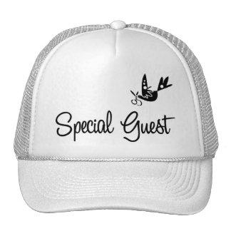 Huésped-paloma especial gorras