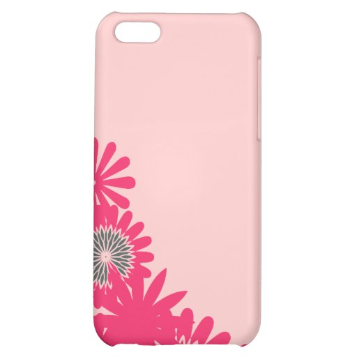 Huésped rosado de la flor