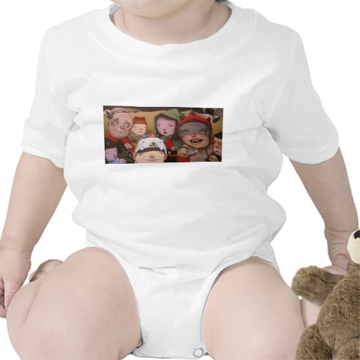 Huésped Wonsie de la sorpresa Trajes De Bebé