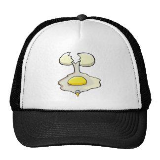 huevo agrietado tonto gorras