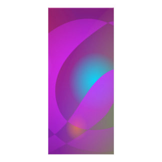 Huevo azul en la cesta púrpura lonas personalizadas