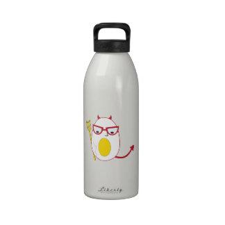 Huevo de Deviled Botallas De Agua