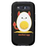 Huevo de Deviled Galaxy S3 Cárcasa