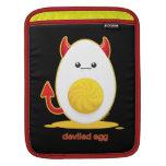 Huevo de Deviled Mangas De iPad