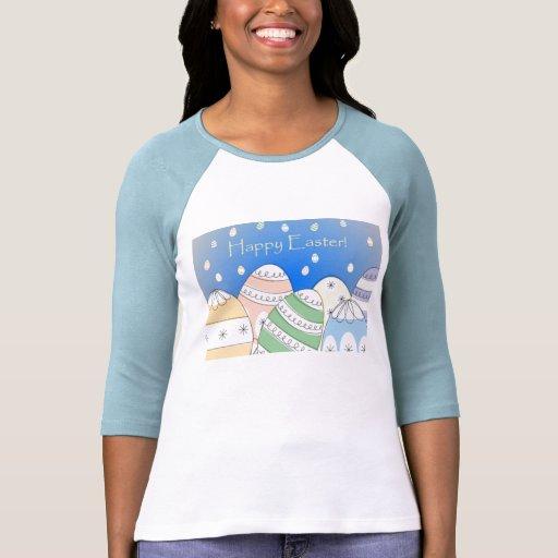 Huevo de Pascua Camisetas
