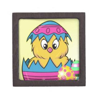huevo de Pascua feliz Caja De Recuerdo De Calidad