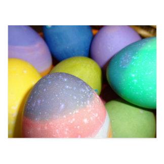 ¡Huevo de Pascua feliz! Postal