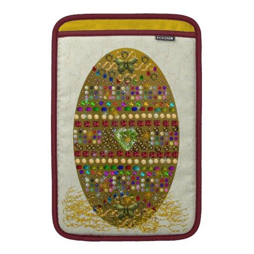 Huevo de Pascua Jeweled Funda Macbook Air