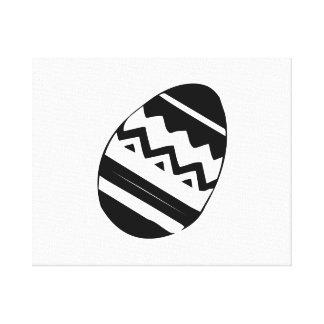 Huevo de Pascua Impresión De Lienzo
