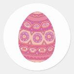 Huevo de Pascua Pegatinas