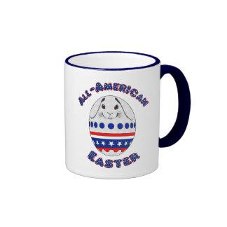 Huevo de Pascua Todo-Americano Taza De Café