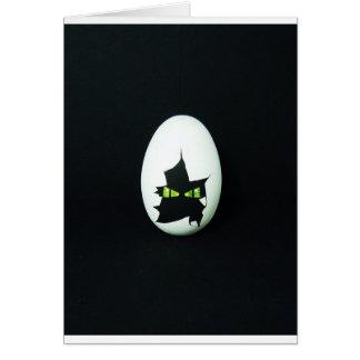 Huevo del dragón tarjeta de felicitación