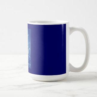 Huevo-Estático Taza De Café