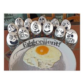 ¡Huevo estupendo de la diversión - poster de Fotografía