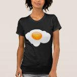 Huevo frito camiseta