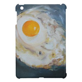 Huevo frito del Soleado-Lado-Para arriba