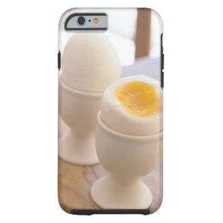 Huevo hervido funda de iPhone 6 tough
