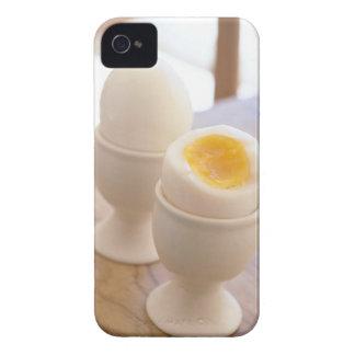 Huevo hervido iPhone 4 coberturas