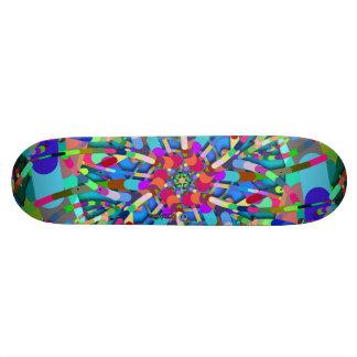Huevo primordial - explosión del extracto del skateboard