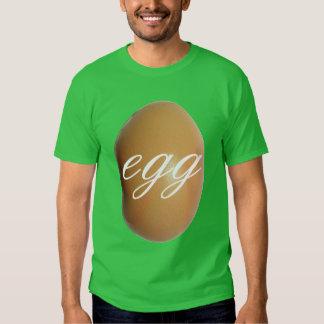 huevo remera