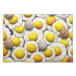 ¿Huevos conseguidos? Placemats Mantel