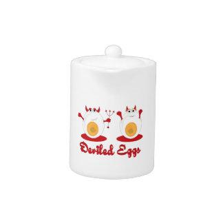 Huevos de Deviled