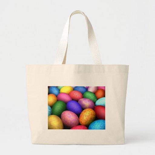 Huevos de Pascua Bolsa Tela Grande