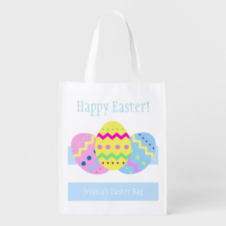 Huevos de Pascua Bolsas Para La Compra