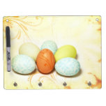 Huevos de Pascua bonitos Pizarras