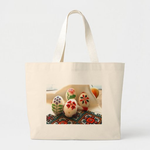 Huevos de Pascua bordados Bolsas