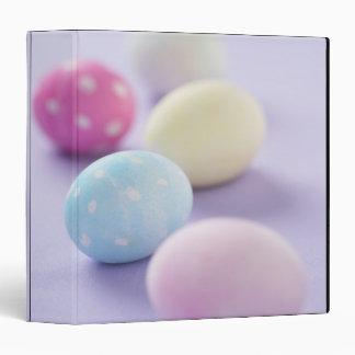 "Huevos de Pascua Carpeta 1 1/2"""