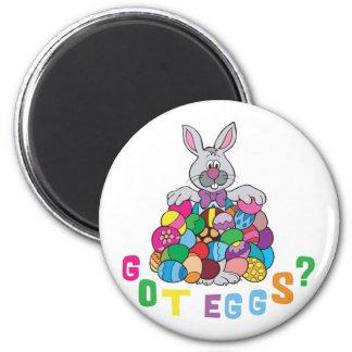 ¿Huevos de Pascua conseguidos Imán De Frigorífico