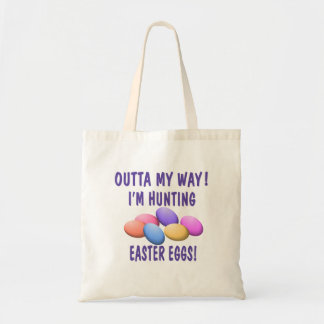 Huevos de Pascua de la caza Bolsa Tela Barata