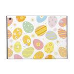 Huevos de Pascua en colores pastel iPad Mini Protector