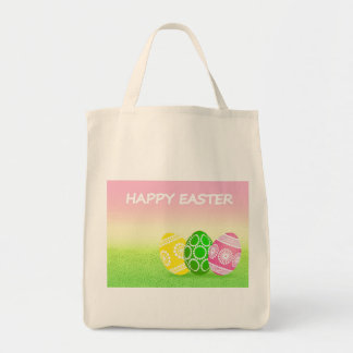 Huevos de Pascua felices Bolsa