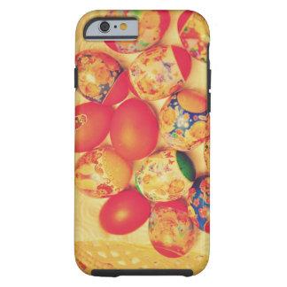 Huevos de Pascua Funda De iPhone 6 Tough