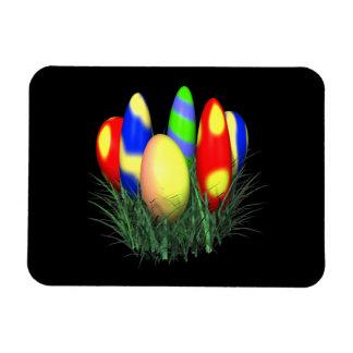 Huevos de Pascua Iman De Vinilo