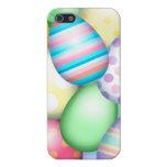 Huevos de Pascua iPhone 5 Cárcasa