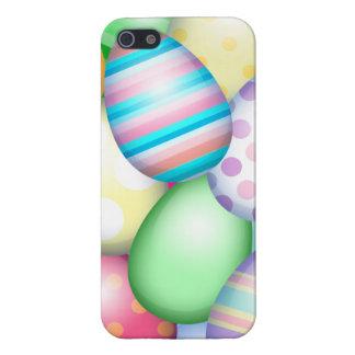 Huevos de Pascua iPhone 5 Fundas